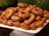 Neelys Maple Glazed Donuts