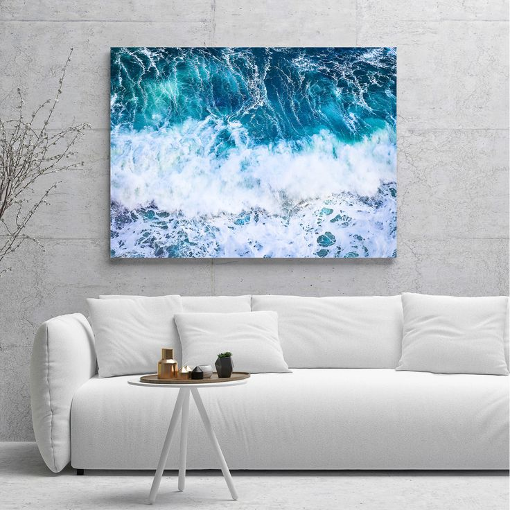 Just launched! Teal Large Seascape Canvas, large canvas, dramatic, Teal, blue, White Oversized Print - Loft Art, Extra Large, hipster, waves https://www.etsy.com/listing/538917548/teal-large-seascape-canvas-large-canvas?utm_campaign=crowdfire&utm_content=crowdfire&utm_medium=social&utm_source=pinterest