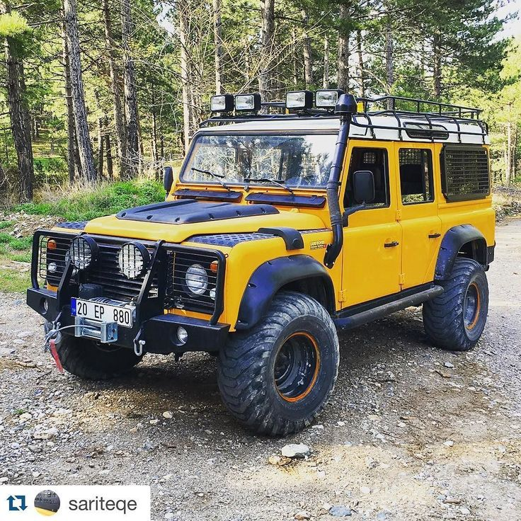 584 Best Land Rover Defender Images On Pinterest