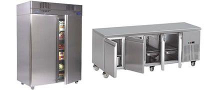 Commercial fridge freezer sales, best price in Australia, Skope glass door drinks fridge, Artisan tropicalized fridge and freezer, Cossiga fridge, glass door fridge.