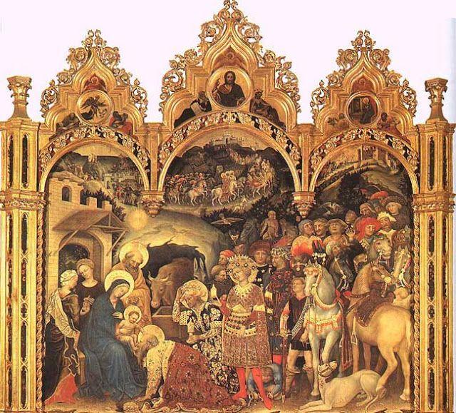 Lezioni di Storia dell'Arte: Il Gotico Internazionale - fig.25