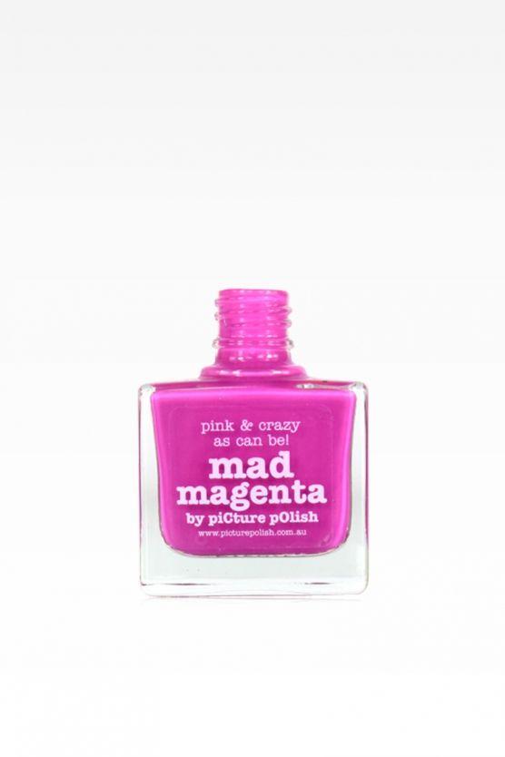 Mad Magenta - Vernis à ongles