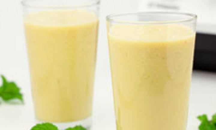 Sunshine breakfast smoothie - Kidspot