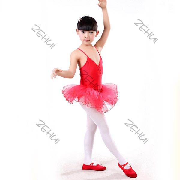 >> Click to Buy << Chic Child Kids Girls Strap Tutu Dress Candy Color Dancewear Ballet Skirt Dance 3-12Y #Affiliate