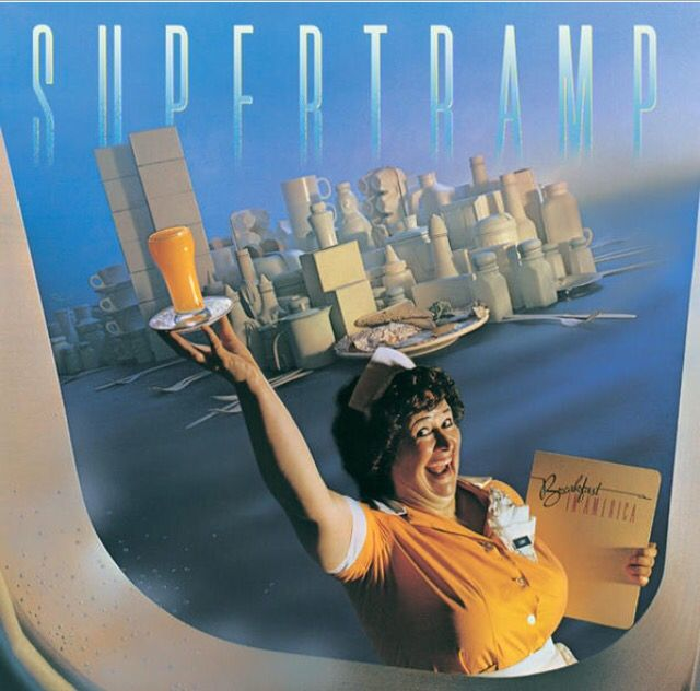 Supertramp, Breakfast in America, March 29, 1979 Best Songs: The Logical Song, Breakfast in America, Take the Long way Home