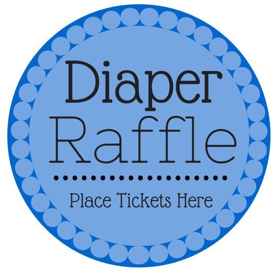 The  Best Raffle Tickets Ideas On   Diaper Raffle