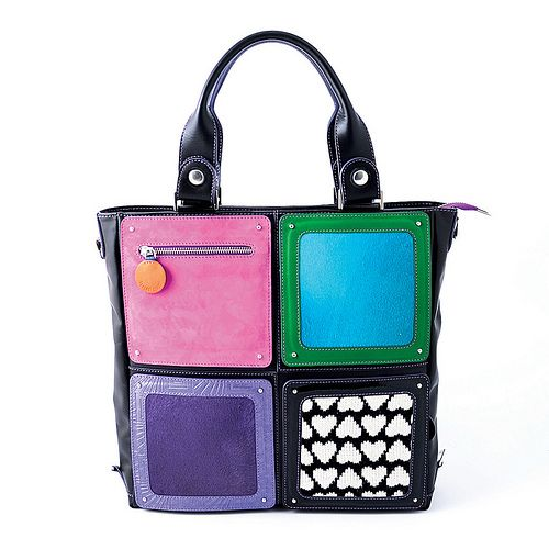 Bag Game by Lengyel Zsuzsi