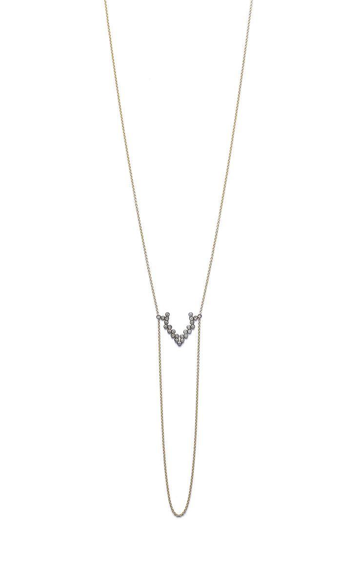 """""""Double chain"""" necklace, Yannis Sergakis"""