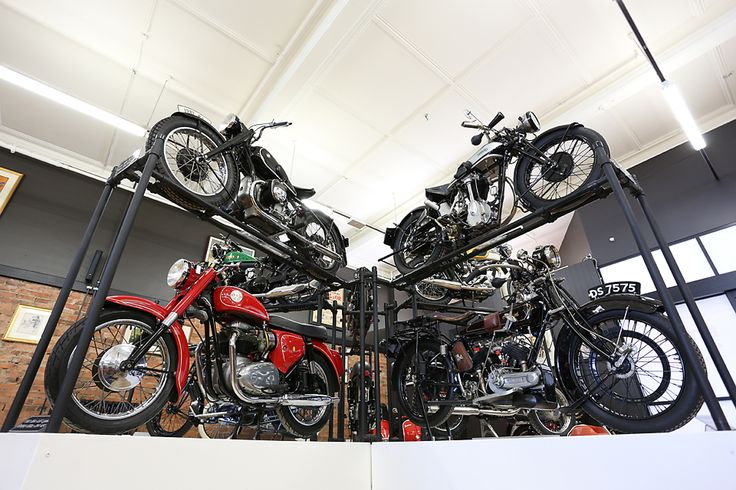 Classic Motorcycle Mecca is New Zealand's premiere classic motorcycle museum. Find over 300 vintage motorcycles in brands such as AJS, Ariel, BMW, Brough Superior, Harley Davidson, Henderson, Indian, Vincent, Matchless & Rudge. For more info head to transportworld.nz