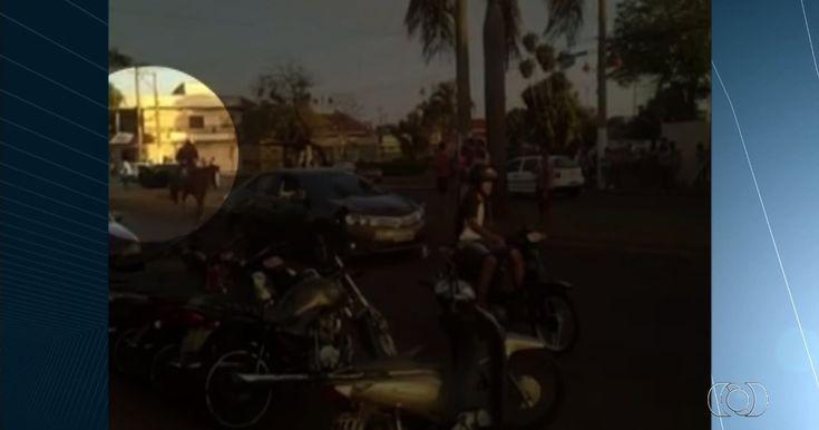 Atirador processou a Prefeitura de Itumbiara por causa de horas extras