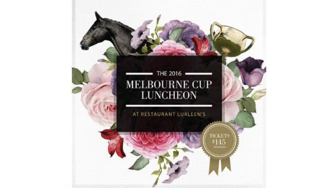 The 2016 Melbourne Cup Luncheon