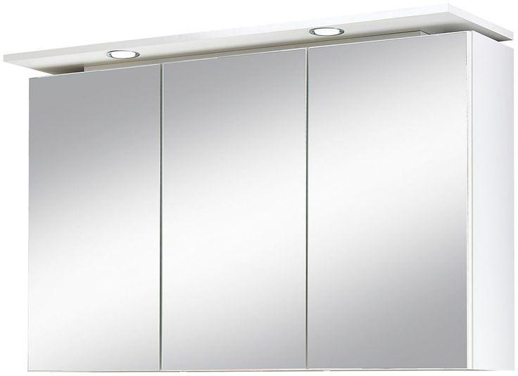 Die besten 25+ Spiegelschrank 100 cm Ideen auf Pinterest - badezimmer spiegelschrank mit beleuchtung g nstig