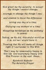 The 25+ best Full serenity prayer ideas on Pinterest | Serenity ...