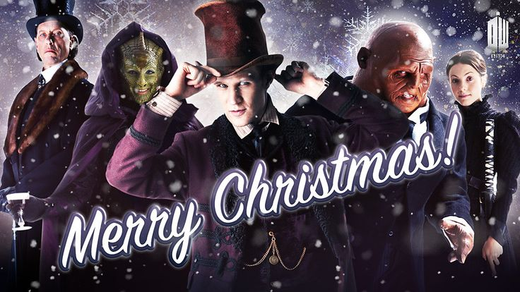 Merry Christmas! Doctor Who Christmas Special 2012. The Snowmen.