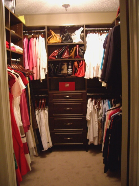 37 best images about walk in closet designs on pinterest 5x5 closet layout