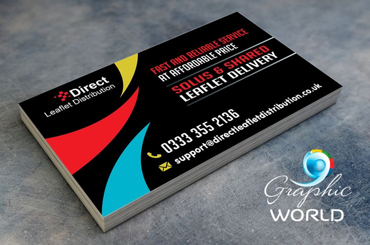 Leaflet Distribution London UK  http://graphicworld.co