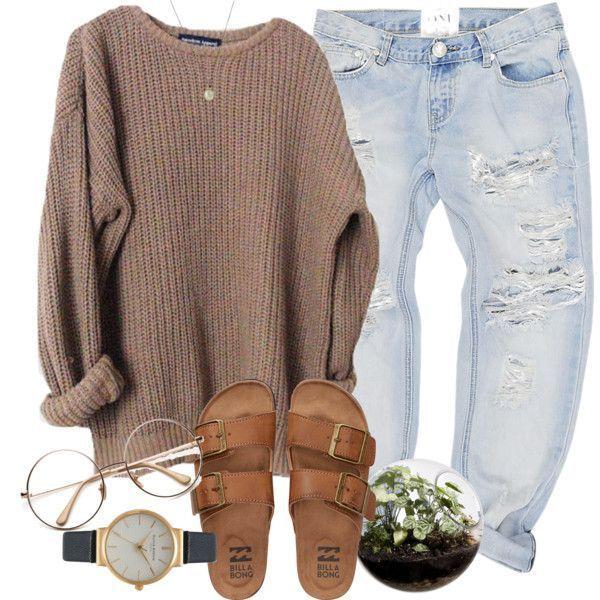 11 lässige College-Outfits für den Herbst, um Ideen zu sammeln  #college #herbst #ideen #lassige #outfits