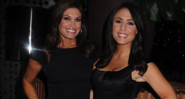 Andrea Tantaros has Fox News in the crosshairs once again. And THESE accusations are brand new...