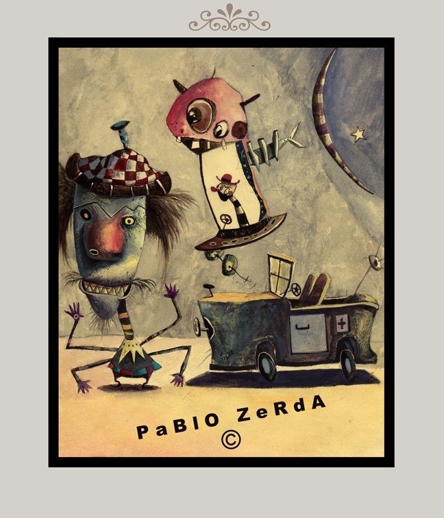 De Pablo Zerda