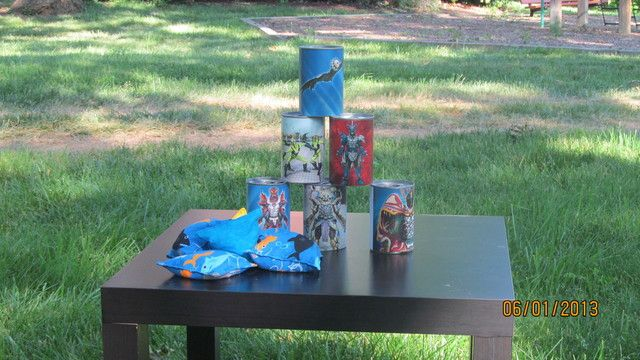Power Rangers Megaforce Birthday Party Ideas | Photo 12 of 38 | Catch My Party