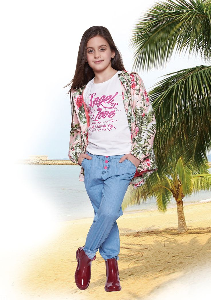 Cute tropical girl outfit  #glostory #fashion #forgirls #ss15 #cute #clothing #fashion #dress #tshirt #jacket #jeans #shirt #coat #tropical