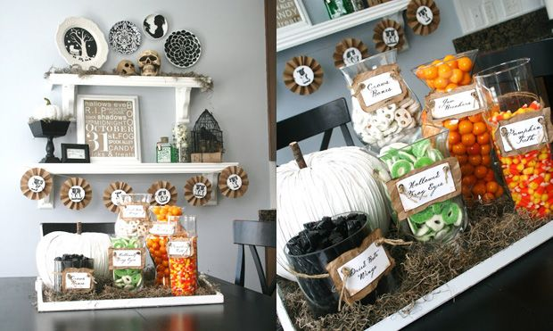 ... Halloween  Decoration & Design  Pinterest  Halloween, Deco and