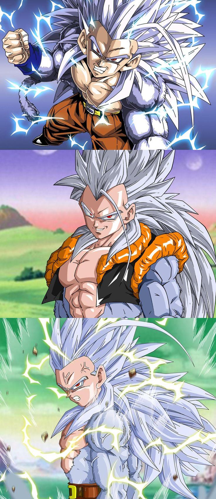 Super Saiyan 5 Gohan