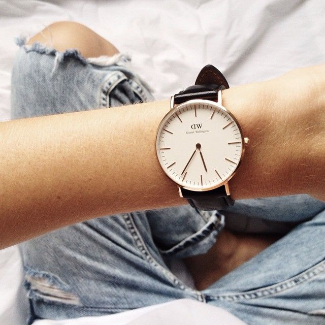 Classic Daniel Wellington watch.....click though the link and receive 15% off storewide!!