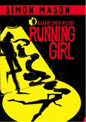 'Running Girl', by Simon Mason, sprints into print TODAY! Catch up by reading about it on our site: http://www.davidficklingbooks.com/NewsStory.php?item=177