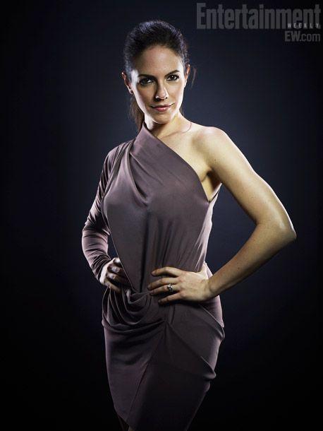 SDCC 2011 - Anna Silk