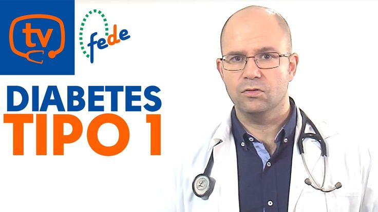 La diabetes tipo 1 ¡síntomas y tratamiento!