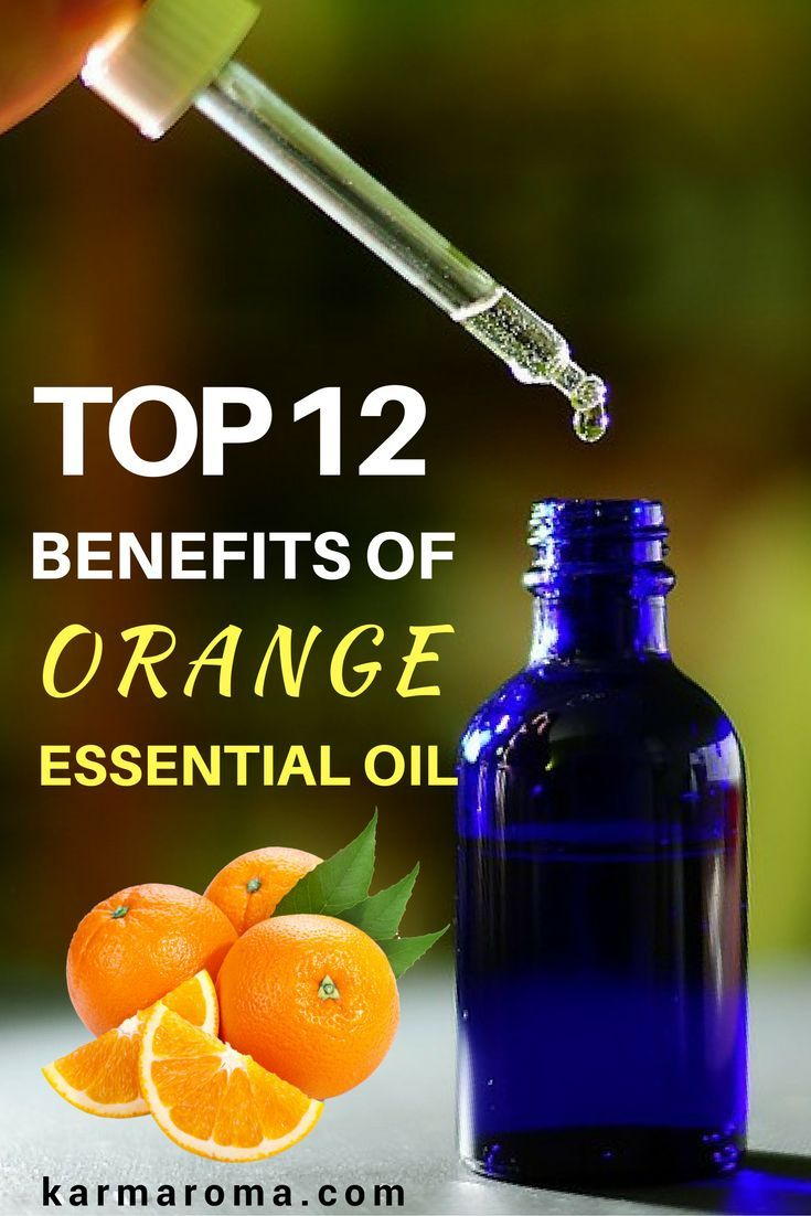 The orange oil, taken out from Citrus sinensis, has a tangy and sweet scent to it. One can inhale the special scent and immediately sense it's warming, uplifting qualities. This oil is yellowish to orange in shade and is used for a variety of functions.Here are top 12 benefits of orange essential oil.