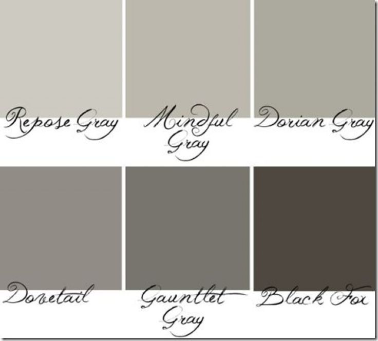 Warm Grey Paint Colors Sherwin Williams