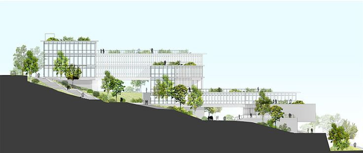 PWD to Break Ground on Mixed-Use Development in Dali City,Section. Image © PWD, +OUT, White Monkeys