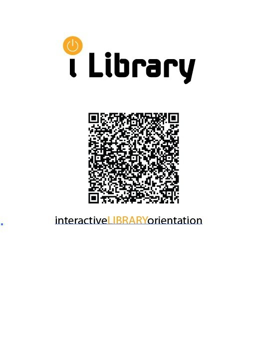 Fall Student Orientation with QR codes