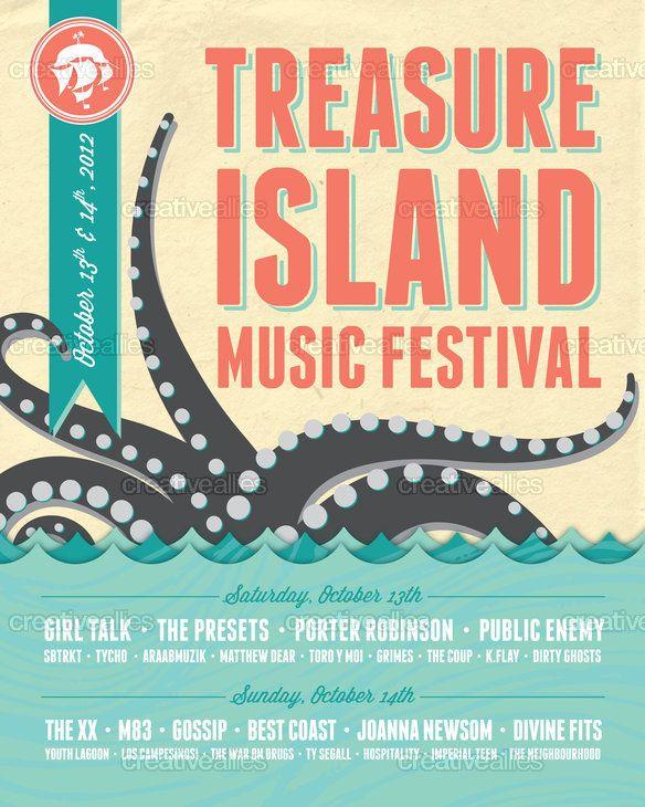 Treasure+Island+Music+Festival+Poster+by+Miranda+on+CreativeAllies.com