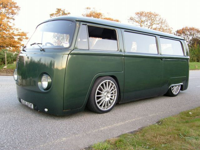 volkswagen bus « True Driving