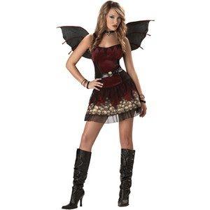 Dark fairy teen girl costume