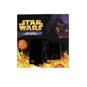 Dark Vador la respiration Star Wars pour Adulte, boîtier simulateur de la respiration de Dark vador, accessoire de déguisement sous licence officielle Star Wars Lucasfilm pour Halloween, carnaval et fêtes costumées.