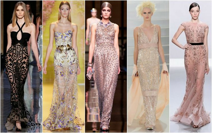 Embellishment - Beautifully Fierce!: Paris Haute Couture: Spring 2014.