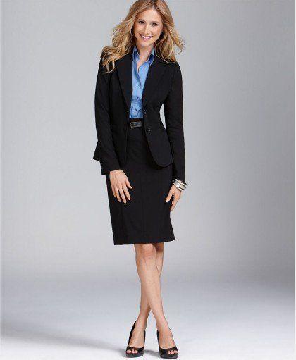 The 25  best Ladies business suits ideas on Pinterest | Women's ...