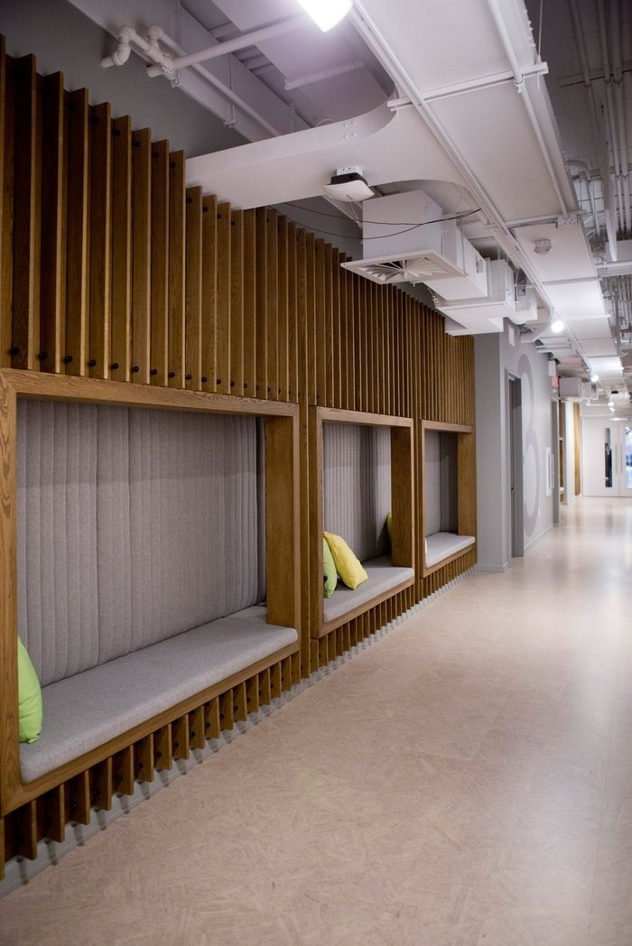 Shopify Offices – Montreal offices of ecommerce software company Shopify located in Montreal. #booth