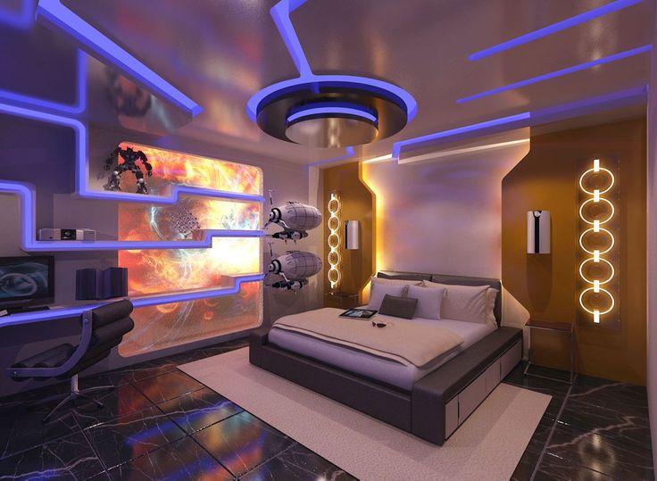 Futuristic design - Exploring Futuristic Interior Design