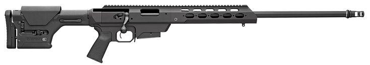 "Rem 84475 700 Tactical MDT Tac21 300 WinMag 24"" MB Blk PRS Stk Blk Cerakote"