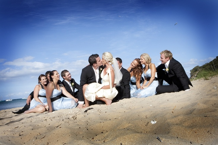 Amy & Dylan #wedding #beachwedding #bride #groom #bridalparty #groomsmen #suit #weddingsuit #groomsuit #groomsmensuit #groomsman #groomsmansuit #bespoke