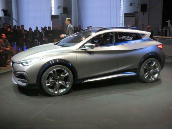 2017 Infiniti Suv Model Pinterest Models Cars And Vehicles