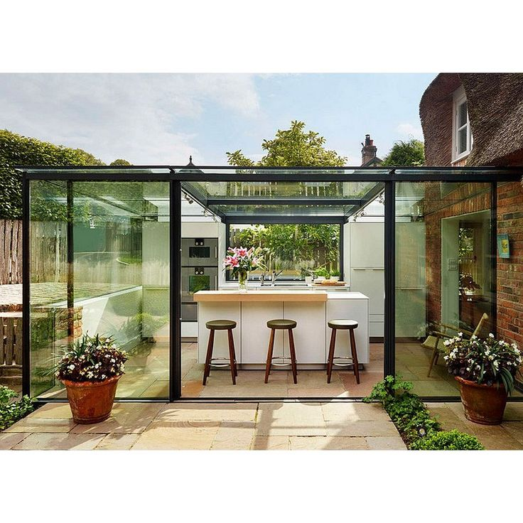 10 best Project: Drax Avenue images on Pinterest | Glass extension ...