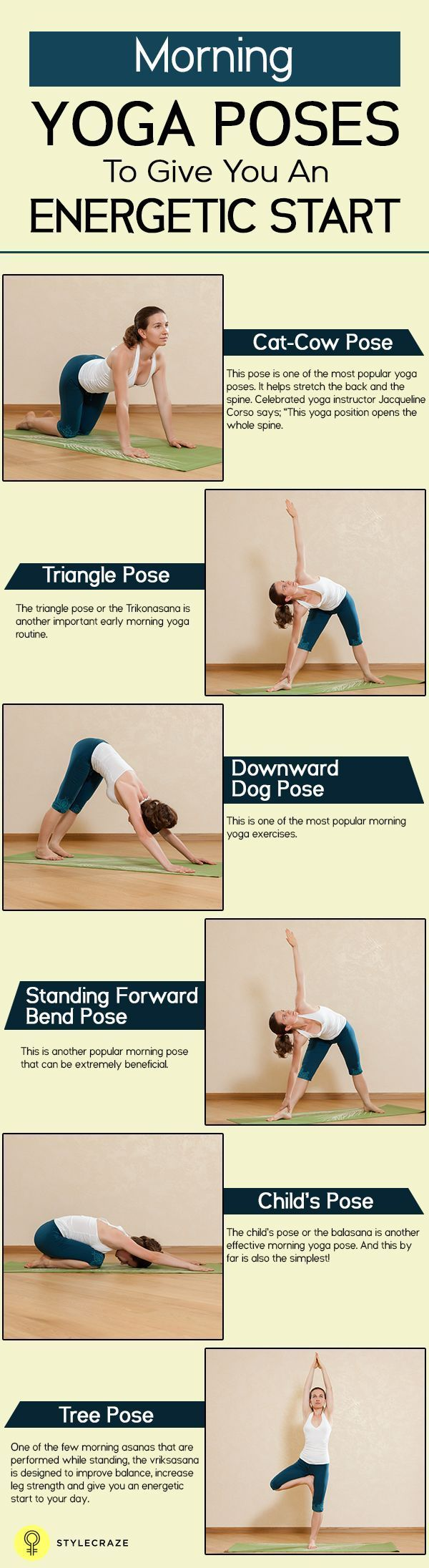 nice 10 Effective Morning Yoga Poses To Give You An Energetic Start