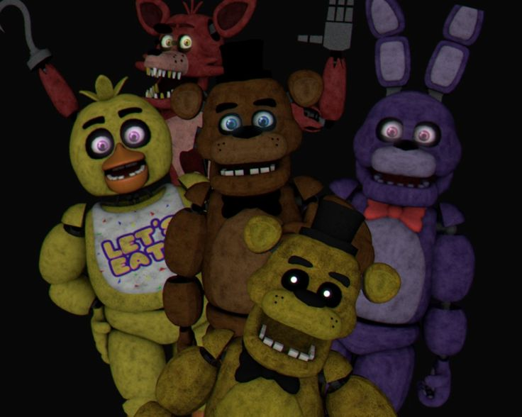 QUIZ: Who are you in FnaF 1? ***************************************** I want know who you are in FnaF. Dont do like: Oh me i want be GoldenFreddy that is Goldie tap tap Nope. Just be okay at my quiz