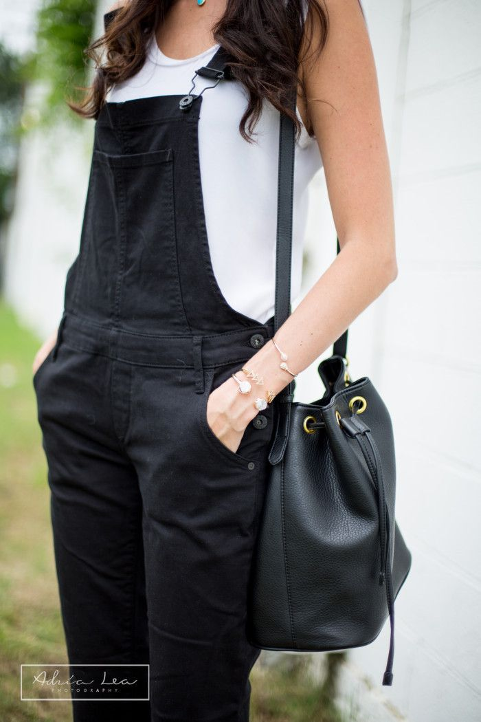 Mavi Denim - EDERA OVERALL JEANS IN BLACK